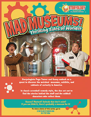 Mad Museums