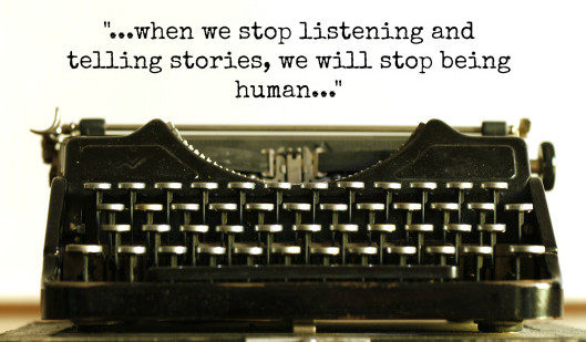 Why Stories Matter